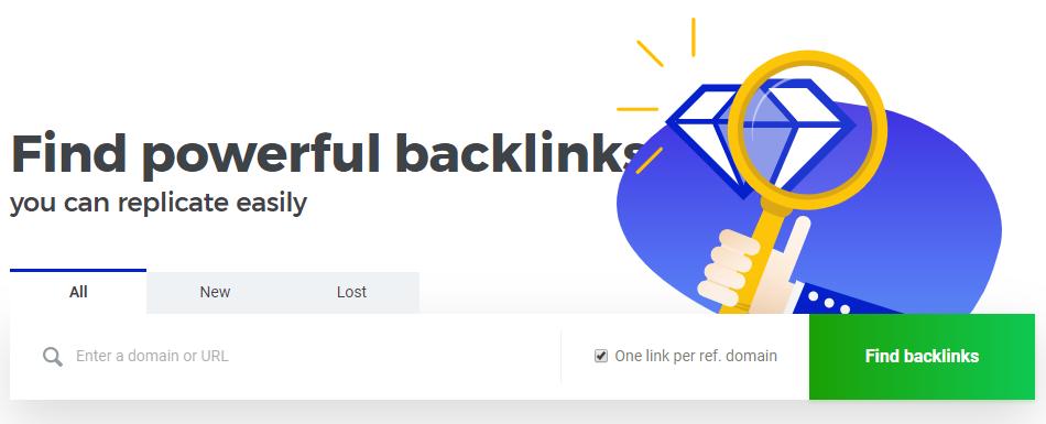 Backlink Analyse mit dem LinkMiner starten